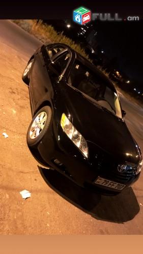 Toyota Camry oravardzov meqena avto prokat rent a car