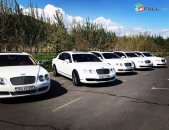 Avto prokat Yerevan rent a car wedding cars avtovardzuyt
