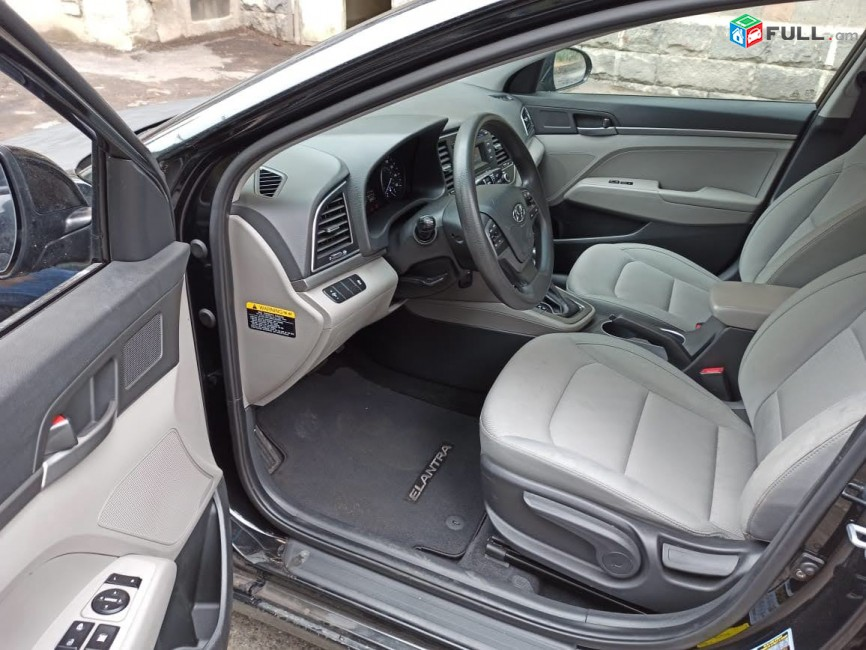 Hyundai Elantra , 2016 - 2017թ.