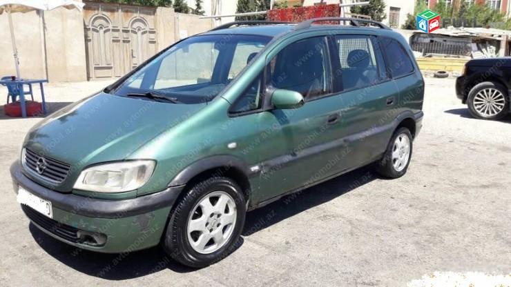 Opel Zafira , 1999թ.