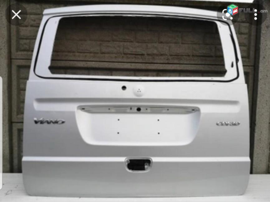 Mercedes benz viano bagajnik 2004