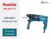 Makita HR2631FT հորատիչ / перфоратор / perforator / perforatr /