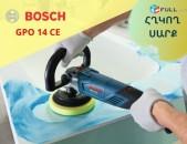 Bosch GPO 14 CE հղկող սարք / Полировальная машина / hxkox / hghkox / hghkogh sarq
