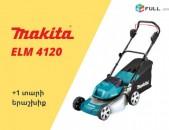 Makita ELM 4120 խոտհնձիչ / Газонокосилка электрическая / xothndzich /