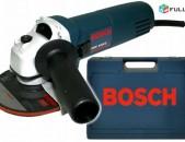 Անկյունային հղկիչ` BOSCH GWS 850 CE Professional