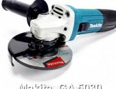 Բալգառկա /Balgarka/Makita-GA5030`նոր կտրող - հղկողգործիքը: