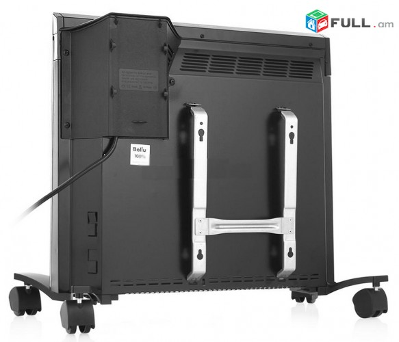 Ջեռուցման սարք. ռադիատոր ջեռուցվող. Конвектор электрический Ballu BEP / EXT-1000