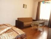 RD6-0019 ПОСУТОЧНО (ՕՐԱՎԱՐՁՈՎ) сдаю 1 комнатную квартиру на пер. ул. Абовяна и С