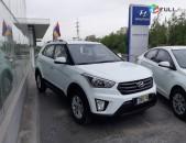 Hyundai Creta , 2019թ. արտադրության։ Լրիվ նոր՝ Երևանի ավտոսալոնից