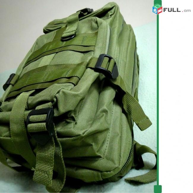 Հարմարավետ ուսապարկ, միջին չափսի/ Ryukzak, rukzak, payusak, sumka, рюкзак, պայուսակ
