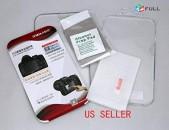 Lynca LCD Screen Protector Rigid optical glass For Canon EOS 60D 600D 550D. DSLR Camera.