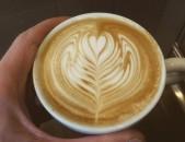 Latte ART-ի ուսուցում