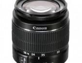 Canon EF-S 18-55mm f/3.5-5.6 is ii .