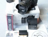 Canon EOS 70D Digital SLR Camera with 18-55mm is stm.