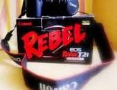 Canon REBEL T2i EOS 550D + canon 18-55mm  Lens տուփով,