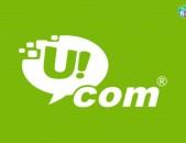 Ucom 1500 անսահմանափակ ինտերնետ: