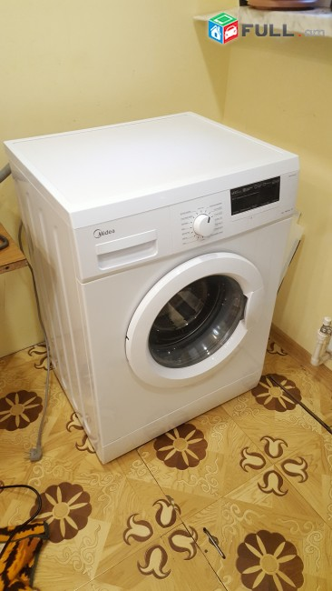 Lvacqi meqena լվացքի մեքենա 7կգ