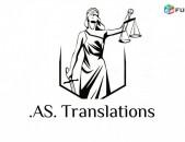 Մատչելի և արագ թարգմանություններ / Targmanutyun / translate / Переводы