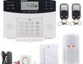 GSM Անվտանգության համակարգ 6համարի զանգող Сигнализация, signalizacia + Erashxiq