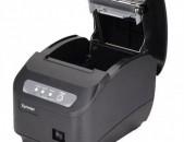 Չեկի Տպիչ (Թերմո Տպիչ) Network Նոր Տերմոտպիչ Termoprinter Ավտոմատ կտրիչով