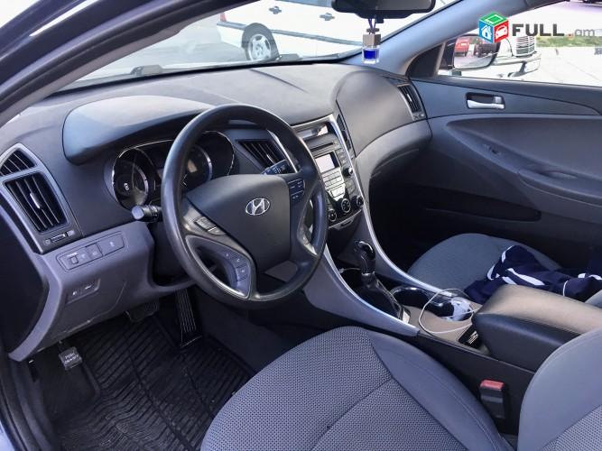 Hyundai Sonata , 2014թ.
