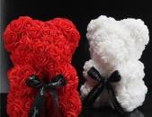 Varde arj arjuk teddy arj varderiv rose bear teddy мишка из роз varde arjuk Վարդե արջուկ