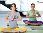 Yoga-ի անհատական  պարապմունքներ..Կանանց և Հղիների