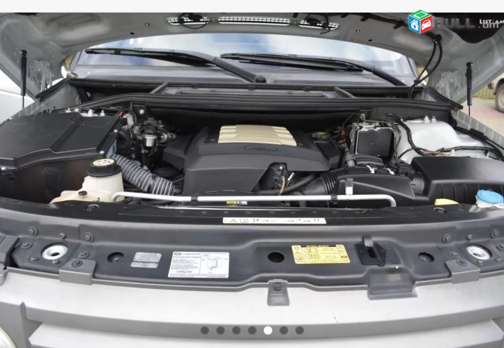 Land Rover Range Rover , 2007թ.
