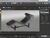 3Dmax das@ntacmer daser usucum -  3Dmax դասեր դասընթացներ ուսուցում