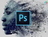 Adobe Photoshop das@ntacner ,grafikakan dizayni cragrer