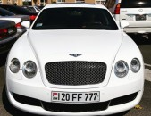 Bentley ПРОКАТ PRAKAT RENT A CAR