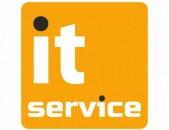 Միջմասնաճյուղային DATA և VOIP կապի ստեղծում IT-Ծառայություններ ՏՏ կենտրոն