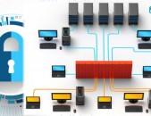 Ցանցերի նախագծում, սերվերների և համակարգիչների տեղադրում և սպասարկում IT-company