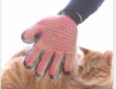 Մազահավաք ձեռնոց շան կամ կատվի համար.