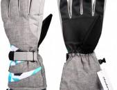 Դահուկի նոր ձեռնոցներ, բարձրորակ, անջրանցիկ