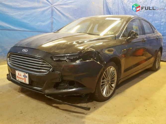 Ford Fusion , 2013թ.