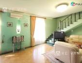Կոդ - 20299, Դուպլեքս բնակարան Կասկադի հարևանությամբ, գույքով և տեխնիկայով