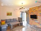 Կոդ - 30417, 3 սենյականոց բնակարան Կոմիտասի պ., գույքով և տեխնիկայով