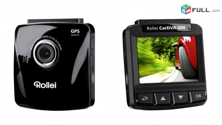 Rollei CarDVR-300