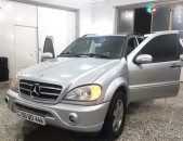 Mercedes-Benz -    ML 500 , 2002թ.