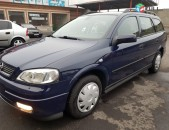 Opel Astra , 2002թ.