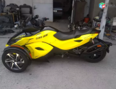 2015 BRP Can-am Spyder RS