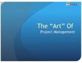 Project Management Professional-ի դասընթացներ