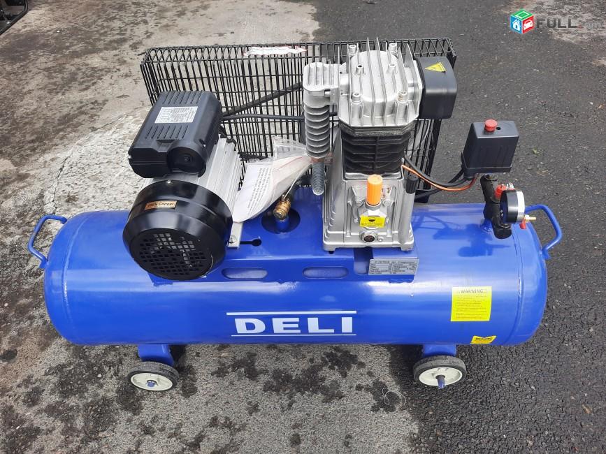Kompresor / kampresr / kompresatr DELI / kampresatr 100L/compresor/compresator
