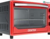 Էլեկտրական վառարան (Elektrakan vararan) Centek CT-1530-36 Red Նոր + Երաշխիք
