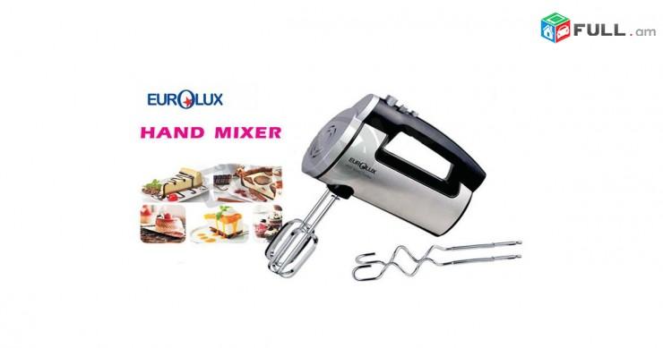 Հարիչ (mixer) Eurolux-3833 Megashopping