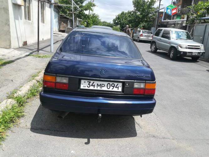 Volkswagen Passat , 1991թ.