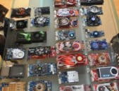 gt 9500,gt210,gt630,gts250 videocartaner tarber firmaneri (brendneri) anvchar texadrum