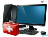 ՖՈՐՄԱՏ (FORMAT) > Համակարգիչների և նոթբուքների վերանորոգում / կախված տեսակից հնարավոր է նաև այց