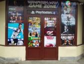 Game zone Playstation 4 գործող բիզնես